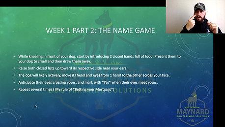 2 name game