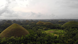 Bohol Chocholate Hills