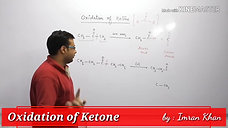 Oxidation of Ketone