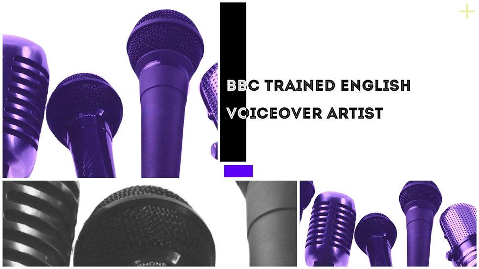 Paul Graham Voiceovers