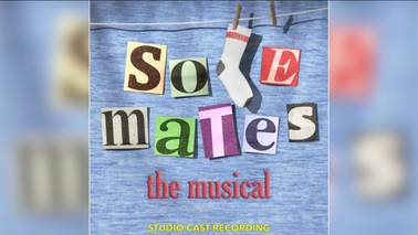 Sole Mates - Studio Cast Recording Announcement