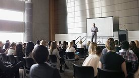ビジネスパラダイムの変容についての講演