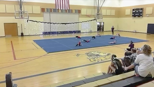 Tumble Fun Recital
