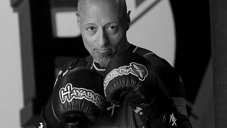 Kickboxing at Rogue