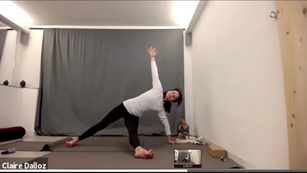 Intermediate Hatha Flow - moving into the hips