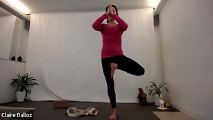 Friday Morning Hatha Flow - Hips, lower back
