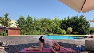 Yoga for upper back | 21 mins