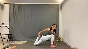 The Dancer's Pose
