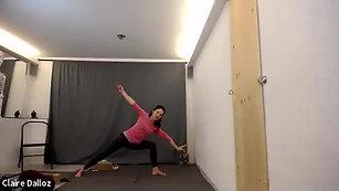 Intermediate Hatha Flow - hips, lower back, headstand