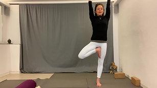 Yin & Yang Yoga - deutsche Sprache