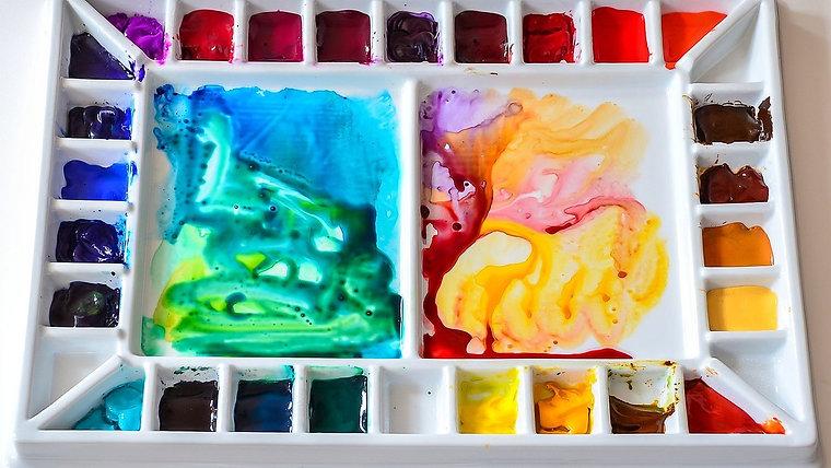 Watercolour Equipment