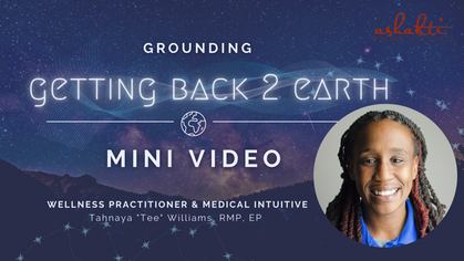 Grounding Getting Back 2 Earth Mini Video