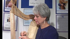 Learn to play soothing harp online!