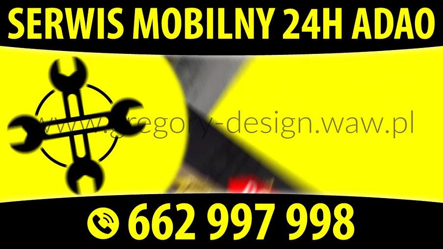 Serwis Mobilny 24h warszaw