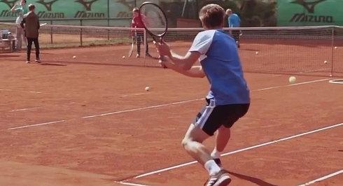 Peter Gojowczyk Practice