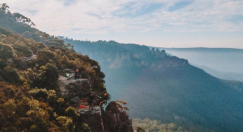 Adrenaline Blue Mountains Tourism Australia