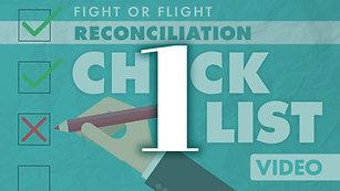 Checklist CEU Part 1