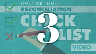 Checklist CEU Part 3