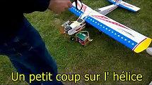 Episode 3 - l'avion thermique 2 temps