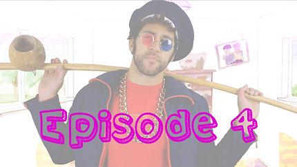 I Can Play Capoeira Episode 4