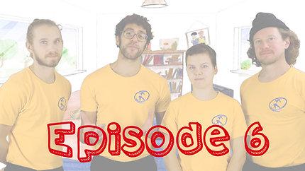 I Can Play Capoeira Episode 6