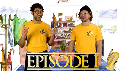 I Can Play Capoeira Episode 1