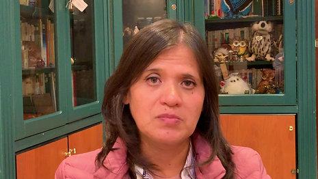 Ximena Ibarra. Cáncer de útero y ovarios