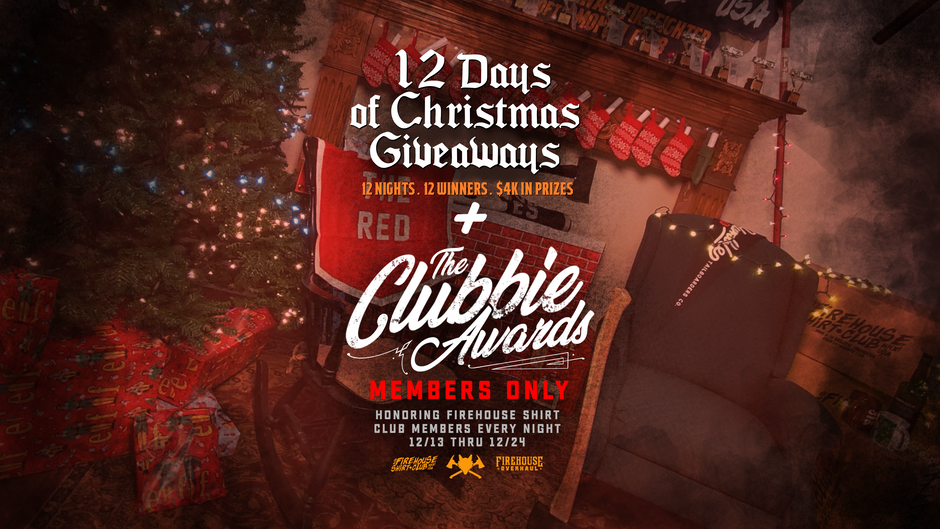 The 12 Days of Christmas Giveaways and Clubbie Awards