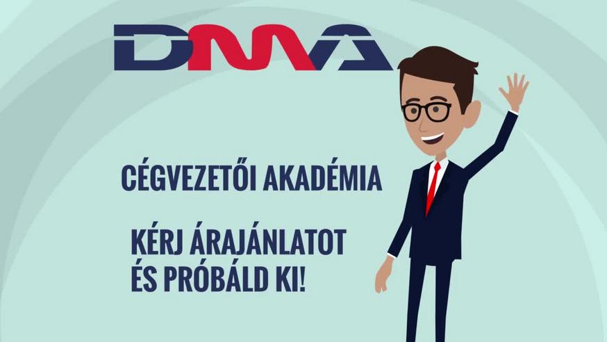 DMA - Cégvezetői Akadémia