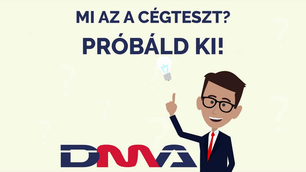 DMA - CégTeszt