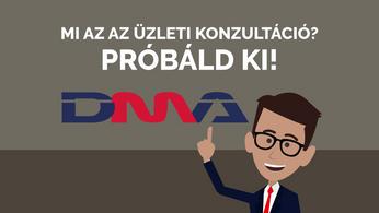 DMA - Üzleti Konzultáció