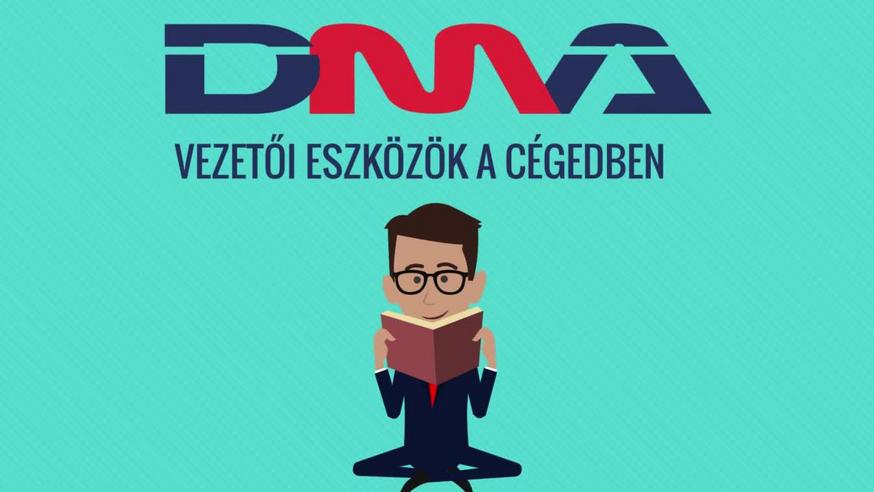 DMA | Vezetői eszközök a cégedben