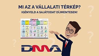 DMA - Vállalati Térkép