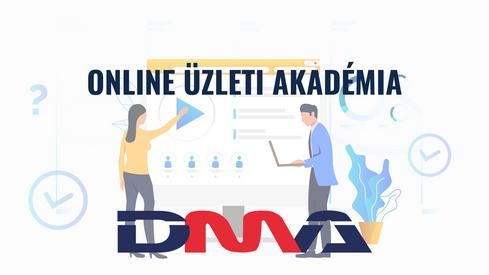 DMA - Online Üzleti Akadémia
