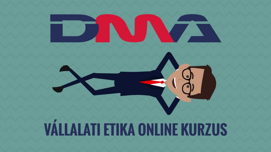 DMA - Vállalati Etika Online Kurzus