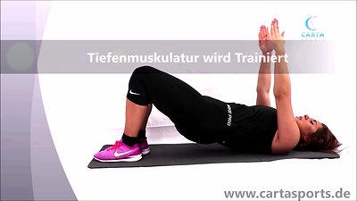 Bauch -Rückentraining