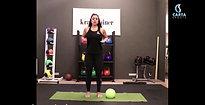 Teaser Pilates mit Ball