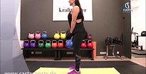 Kettlebell Workout intense Teaser