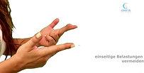 Teaser Fingergymnastik