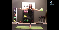 Pilates mit Ball 51 Min.