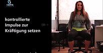 Bewegte Pause mit Ergonomie, Stil versteckte Kamera Teaser