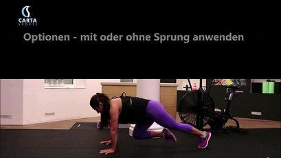Tabata Workout Teaser