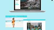 Video Sizije Website Overview