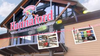 Hannaford Supermarket Voiceover- Plucked Fresh Salsa- Morgan Furber