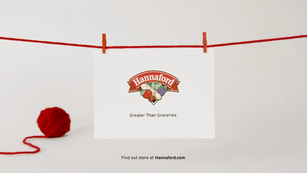 Hannaford Supermarket Voiceover- Beyond the Basket