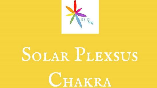 Chakra Meditation Series - Solar Plexsus