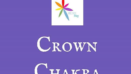 Chakra Meditation Series - Crown