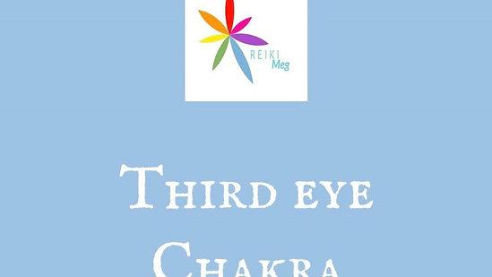 Chakra Series - Third Eye Chakra
