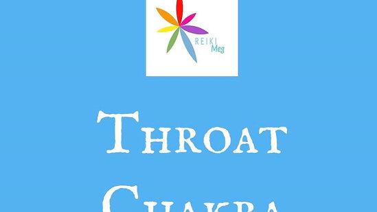 Chakra Meditation Series - Throat