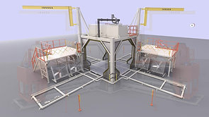 Meticulous Image Inc. - STP Roto Machinery, 3d Animation, Product Overview.